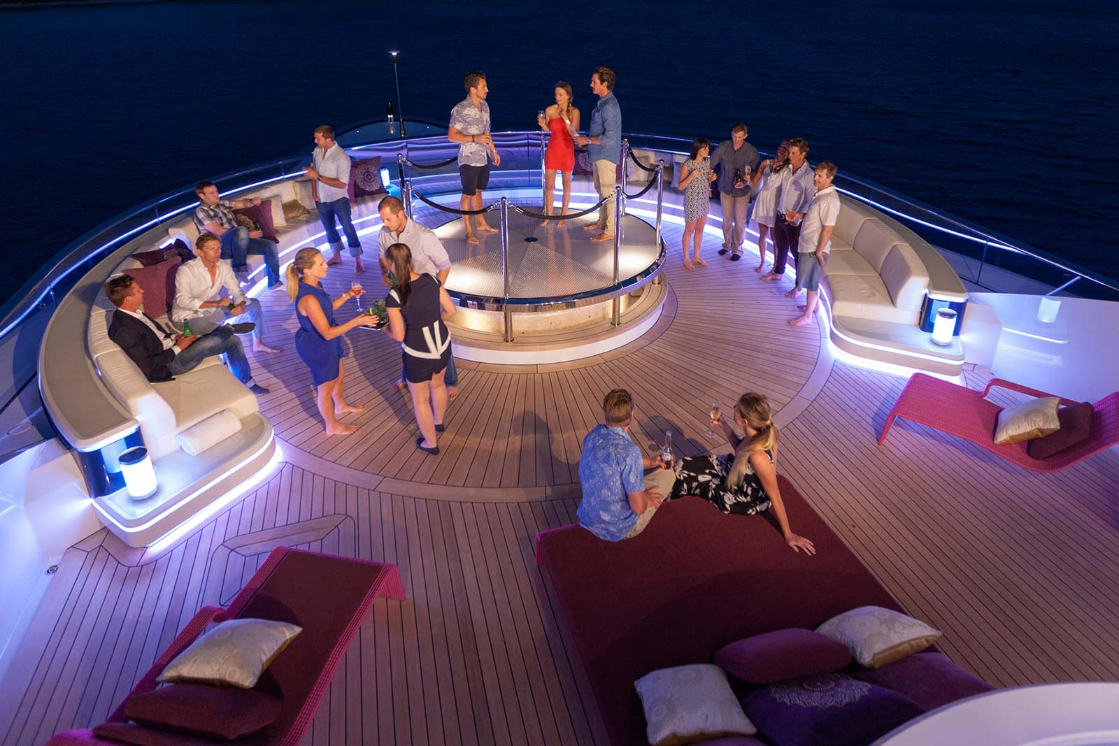 Yachts – Floating Events